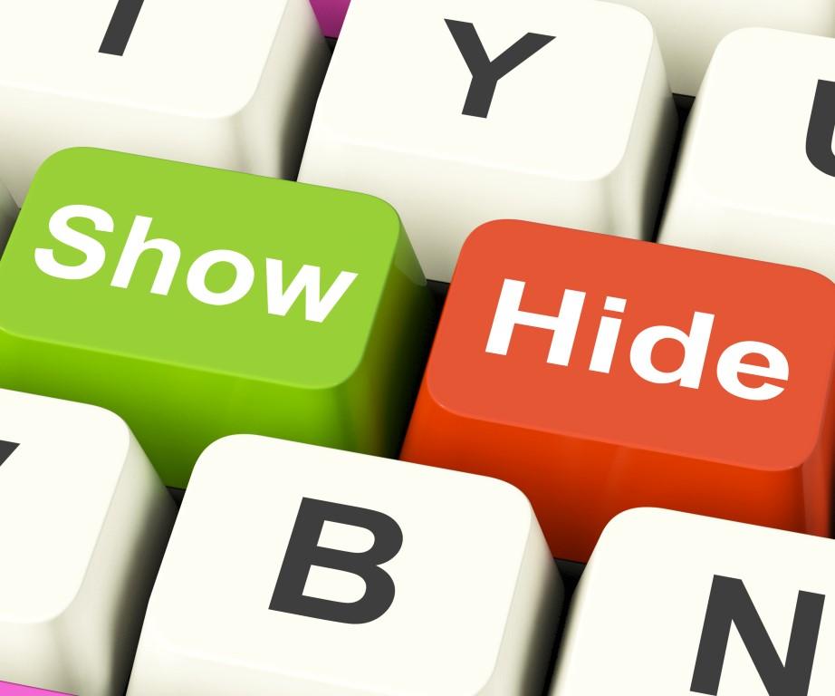 Profit Or Loss Keys Showing Returns For Internet Business